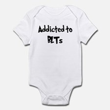Addicted to BLTs Infant Bodysuit