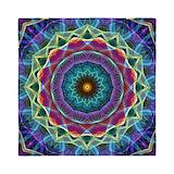 Mandala Queen Duvet Covers