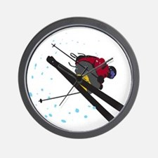 Big Air Wall Clock