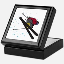 Big Air Keepsake Box
