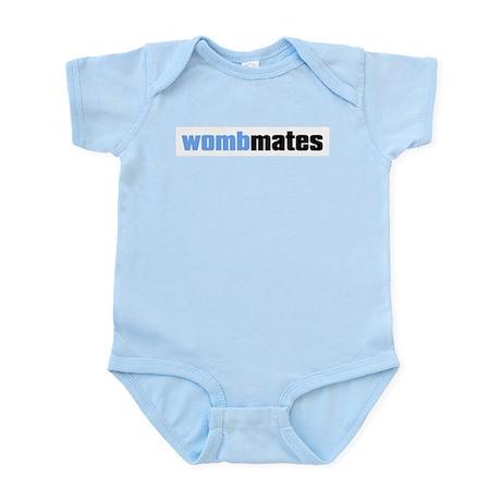 boy wombmates Infant Bodysuit