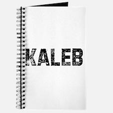 Kaleb Journal
