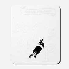 Hop til you Flop Mousepad