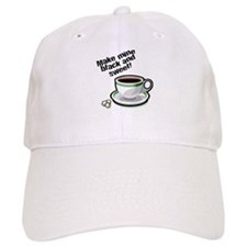 Black & Sweet Coffee Cap