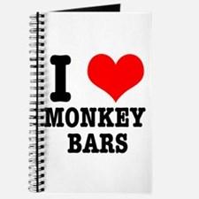 I Heart (Love) Monkey Bars Journal