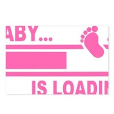Baby is Loading Postcards (Package of 8)