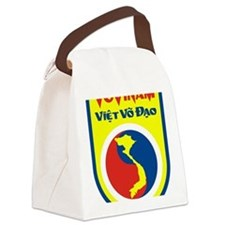Vovinam logo Canvas Lunch Bag