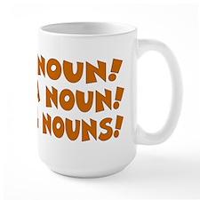 I'm a Noun! Mug
