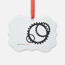 Shift Into Lowe Gear Ornament