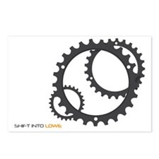 Shift Into Lowe Gear Postcards (Package of 8)