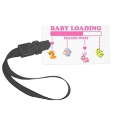 Baby Toys Luggage Tag