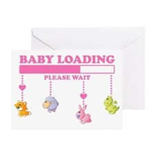Baby Toys Greeting Card