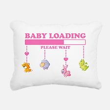 Baby Toys Rectangular Canvas Pillow