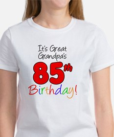 Great Grandpas 85th Birthday Tee