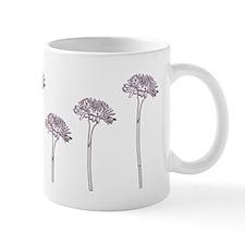 Pink Dandelions Mug