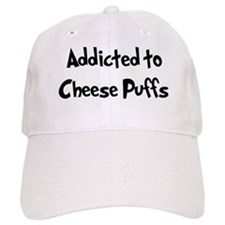 Addicted to Cheese Puffs Baseball Cap