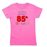 85th toddler Girls Tees