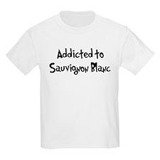 Addicted to Sauvignon Blanc T-Shirt