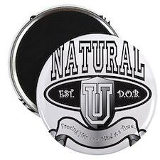 Natural U Large Magnet