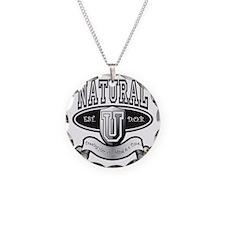 Natural U Large Necklace