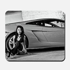 Lamborghini Mercy Mousepad