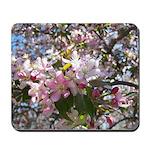 Flowering Cherry Tree Mousepad