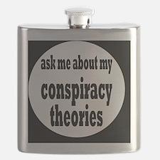 conspiracybutton Flask