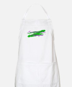 I would have been a Suffraget BBQ Apron