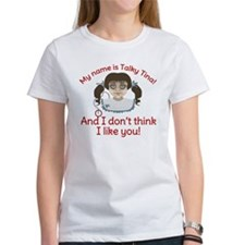 Twilight Zone Talky Tina Tee