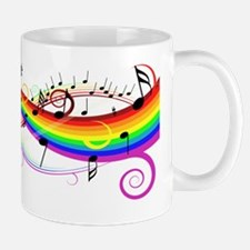 Bright Musical Shirt Mug