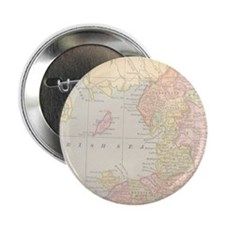 "Scotland Map 2.25"" Button"