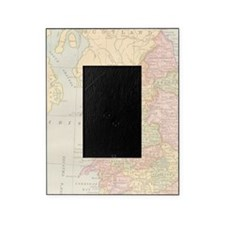 Scotland Map Picture Frame