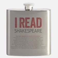 I Read Shakespeare and why Flask
