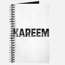 Kareem Journal