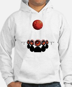 Disco Ball - Equalizer - Music S Hoodie