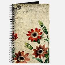 Anemone Flowers Journal