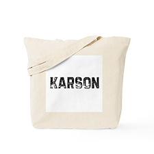Karson Tote Bag