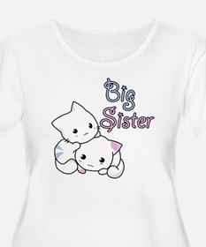 Cute Kitty Bi T-Shirt