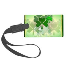 Pillow_caseThe Faded Shamrocks2 Luggage Tag