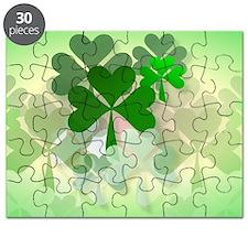 Pillow_caseThe Faded Shamrocks2 Puzzle