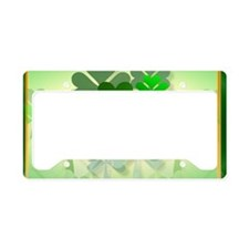 Pillow_caseThe Faded Shamrock License Plate Holder