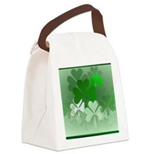 Calender The Faded Shamrocks2 Canvas Lunch Bag