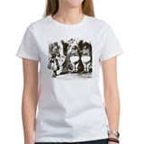 Tweedle dee and tweedle dum Women's T-Shirt