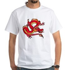 The Red Chinese Dragon Shirt