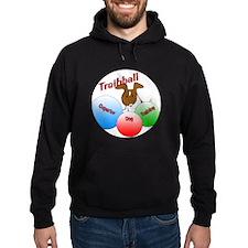 Treibball Logo Hoodie