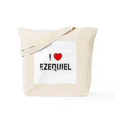 I * Ezequiel Tote Bag