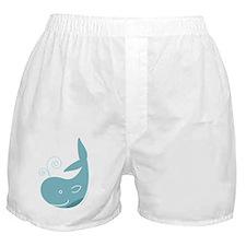 baby blu organic onesie Boxer Shorts