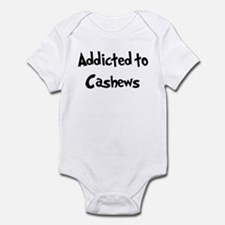Addicted to Cashews Infant Bodysuit