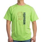 Jim Bowl Green T-Shirt