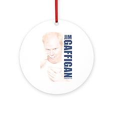 Jim Bowl Ornament (Round)